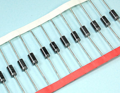 20pcs 1n5824 Diode Schottky Barrier Rectifier 30v 5a Do-27 Package