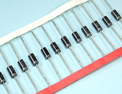 25pcs Sb530 Schottky Diode Barrier Rectifier 5a 30v Same As 1n5824 Do201ad