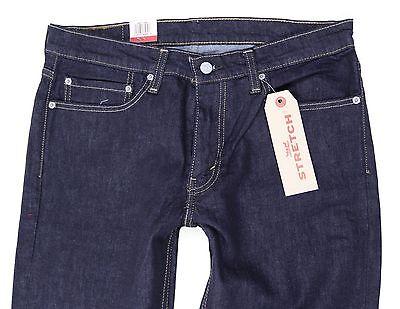 NEW LEVI'S STRAUSS 511 MEN'S ORIGINAL SLIM FIT PREMIUM JEANS PANTS ...