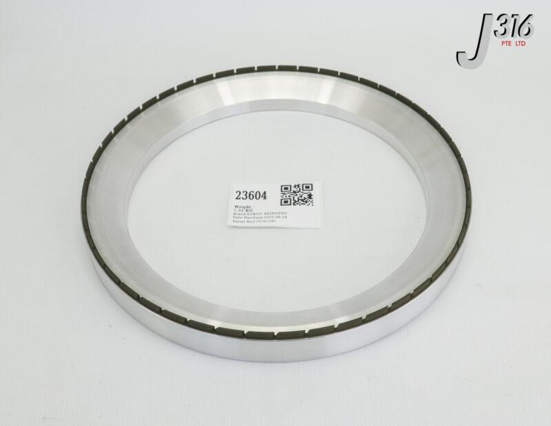 23604 Tokyo Seimitsu Fine Grinding Wheel #325 (resinoid) (new) Td325x2-1.5w