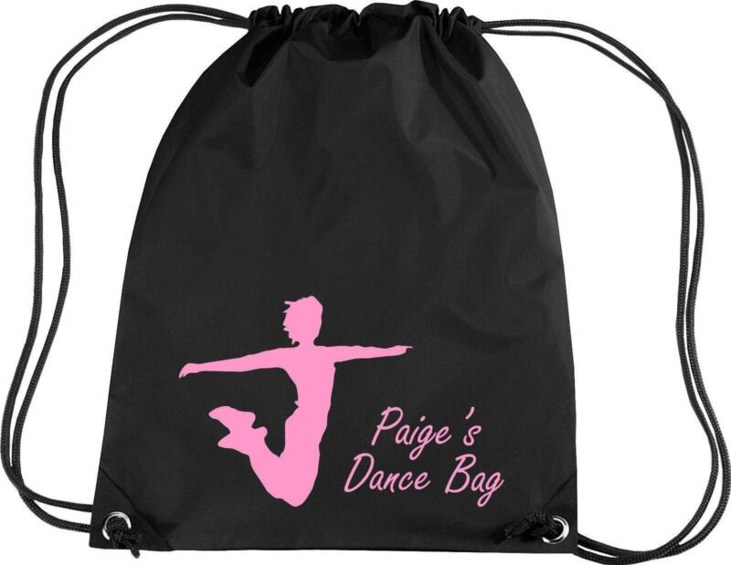 Personalised Dance Bag  8a4afd7867766