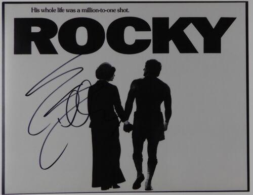 Sylvester Stallone Autograph JSA 11 x 14 Signed Photo Rocky