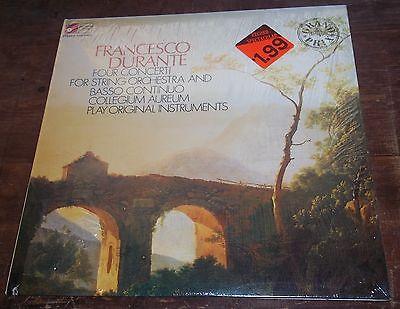 Collegium Aureum Durante Four Concerti   Basf Harmonia Mundi Khb 21681 Sealed