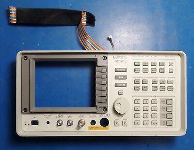Agilent Keysight 8565e 50ghz Front Panel Keypad Excellent Condition