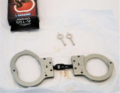 American Handcuff Company Model A-105 Ultralite