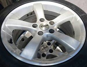 4 x EB Ford Falcon Mag Wheels Moorooka Brisbane South West Preview