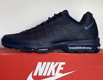 NIKE AIR MAX 95 UTILITY TRAINERS Mens Shoes Sneakers UK 12 EUR...