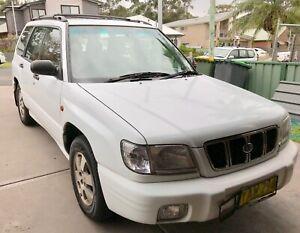 Subaru 2002 Forester
