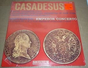 Casadesus/Mitropoulos BEETHOVEN - Columbia Special Products P 14201 SEALED