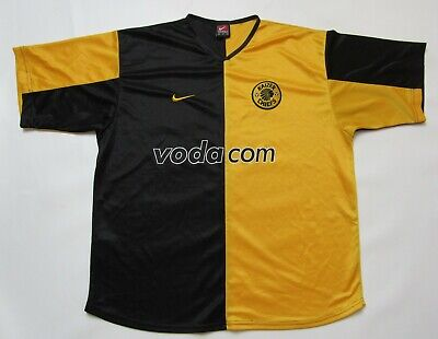Kaizer Chiefs FC Nike HOME shirt jersey 2001-2002 Amakhosi trikot adult SIZE M image