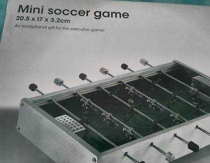 Mini soccer game  Parafield Gardens Salisbury Area Preview