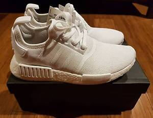 Adidas NMD R1 Triple White Box Hill Whitehorse Area Preview