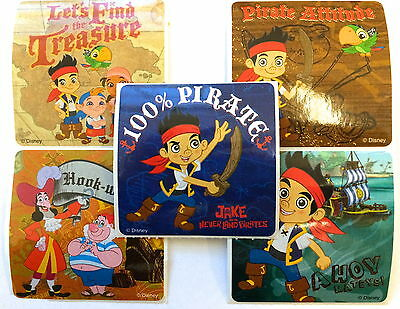 15 Disney Junior  Jake the Pirate Neverland Party Favors Teacher Supply  (Jake The Neverland Pirate Party Supplies)