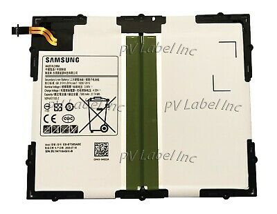 NEW 7300mAh Battery For Samsung Galaxy Tab A 10.1 SM-T580 T585 T587 EB-BT585ABE