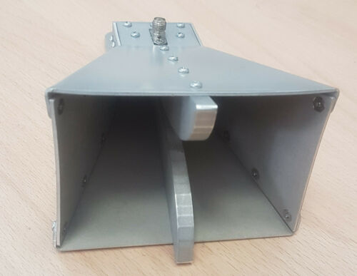 1.8-20.0 GHz Double Ridged Horn Antenna