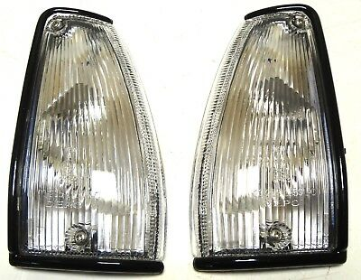AMBER Corner Light Turn Signal LEFT LH Fits Nissan Micra 2002-2007