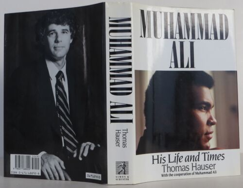 Muhammad Ali Muhammad Ali-his Life And Times Signed First Edition
