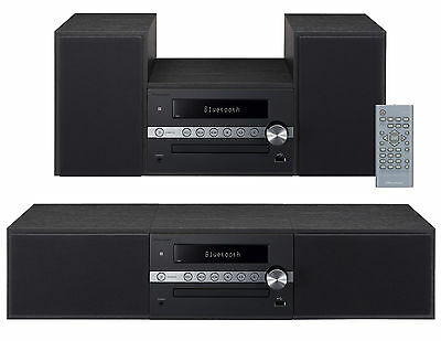 Pioneer X-CM56B Mini Stereo System with NFC Bluetooth & CD/FM/AM/USB/Audio In