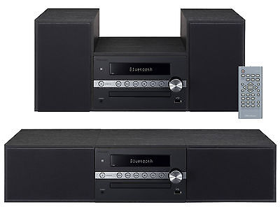 Изображение товара Pioneer X-CM56B Mini Stereo System with NFC Bluetooth & CD/FM/AM/USB/Audio In