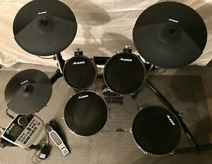 SOLD PENDING PICK UP - Alesis DM8 Pro Electronic Drums MINT