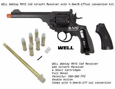 Pistol - Airsoft Revolver
