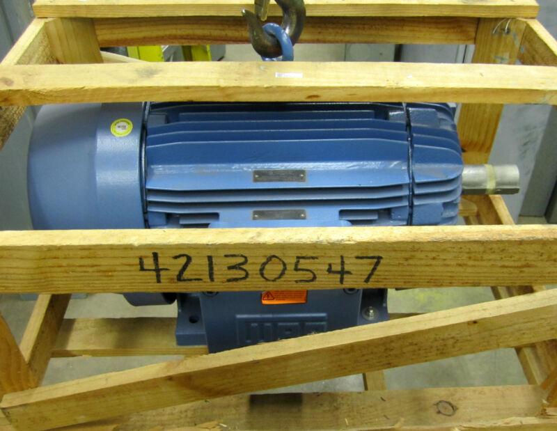 WEG 50 HP AC Motor 3 Ph 1770 RPM Explosion Proof 05018XP3E326T 208-230/460 Volt