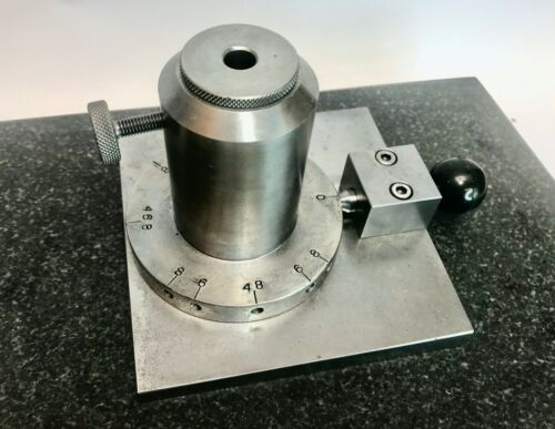 PHASE II 235-002 Indexable End Mill Sharpening Fixture