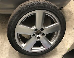 245 40 18 - 1 jante 18'' Audi avec pneu - 1 Mags Audi with tire