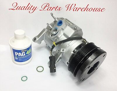 2005-2007 Jeep Grand  Cherokee 3.7L/4.7L Reman A/C Compressor W/ 1 year warranty