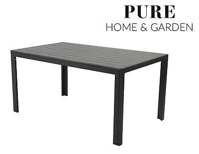 Gartentisch Klapptisch Gartenmöbel Tisch Holztisch TOBAGO 120x70cm klappbar Holz