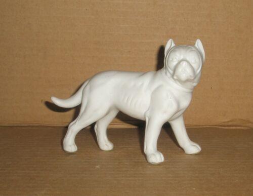 Staffordshire Terrier figurine