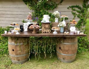 Beautiful rustic decor for rent