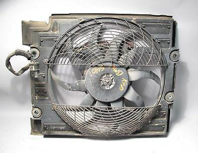 BMW E39 5-Series Auxiliary Cooling Electric Pusher Fan AC 1997-1998 USED OEM ()