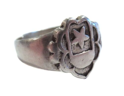 Chinese ANTIQUE Silver Ring