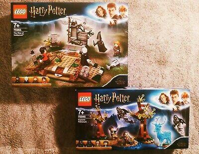 LEGO Harry Potter 75945 + 75965. Brand New.