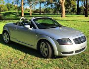 Audi TT convertible car 6 speed manual turbo 2001 Woodville Park Charles Sturt Area Preview