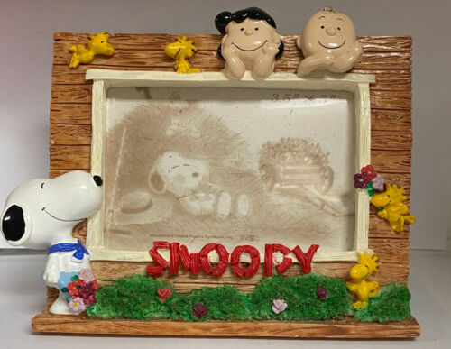 SNOOPY & FRIENDS 2D PICTURE FRAME