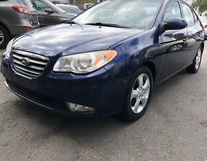 2008 Hyundai Elantra- Sunroof, Alloys & Heated Seats