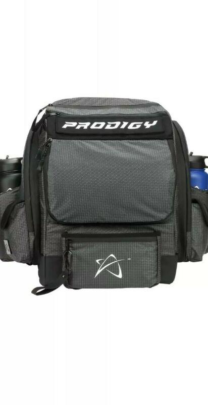 PODIGY BP1-V3 Golf Disc Backpack Organize Bag 30+ Disc Charcoal Gray