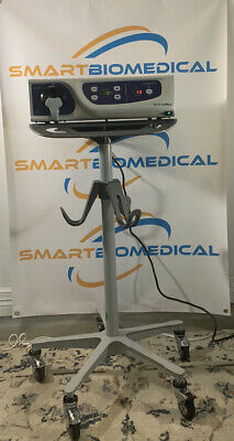 Welch Allyn Proxenon 350 Surgical Illuminator Light Source 90200 Wrolling Stand
