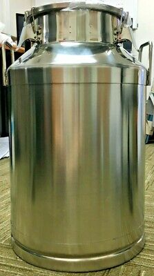 60l Stainless Steel Heavy Duty Milk Jug
