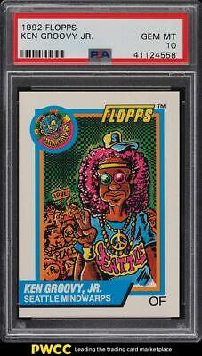 1992 Flopps Ken Groovy Jr. PSA 10 GEM MINT - $15.50