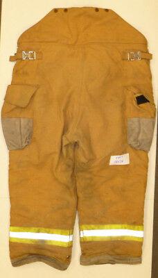 48x26 Firefighter Pants Bunker Turnout Fire Gear - Cairns Fire Wear P807