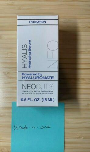 NEOCUTIS HYALIS Hydrating Serum 0.5OZ/15ml ** BRAND NEW & SEALED**