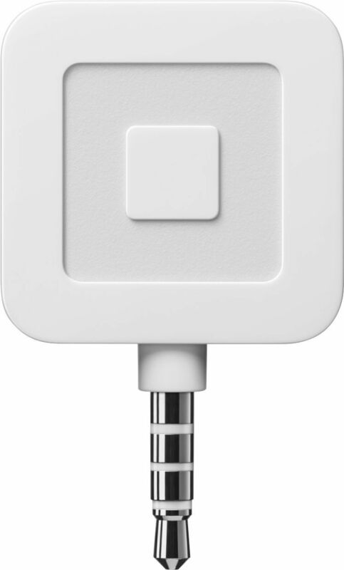 Square - Reader for Magstripe (with headset jack) - White