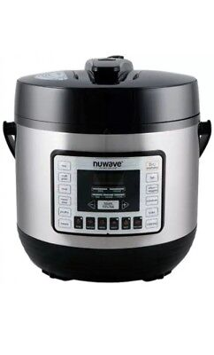NuWave Electric Pressure Cooker 6 Quarts New in Box