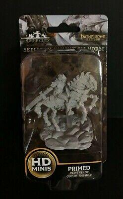 Deep Cuts - Skeleton Knight on Horse Pathfinder Battles](Skeleton Knight)