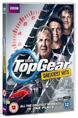 TOP GEAR UK 2015 - GREATEST HITS - Best of TV Season Series  NEW R2/4 DVD not