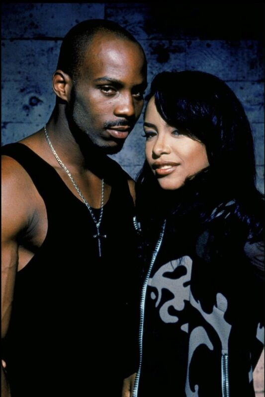 POSTER:MUSIC:RAP/HIP HOP :  DMX And Aaliyah Together (24x36) Poster