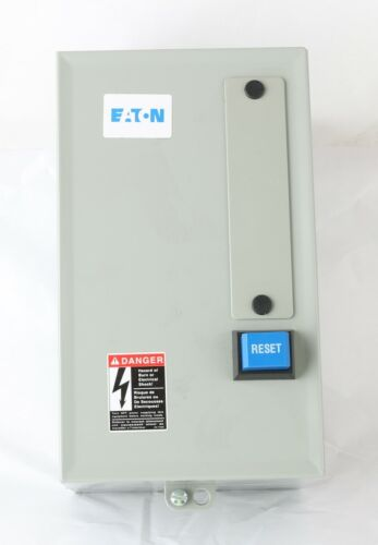 New ECX09G1EAA-M Eaton Electrical Enclosed Motor Starter